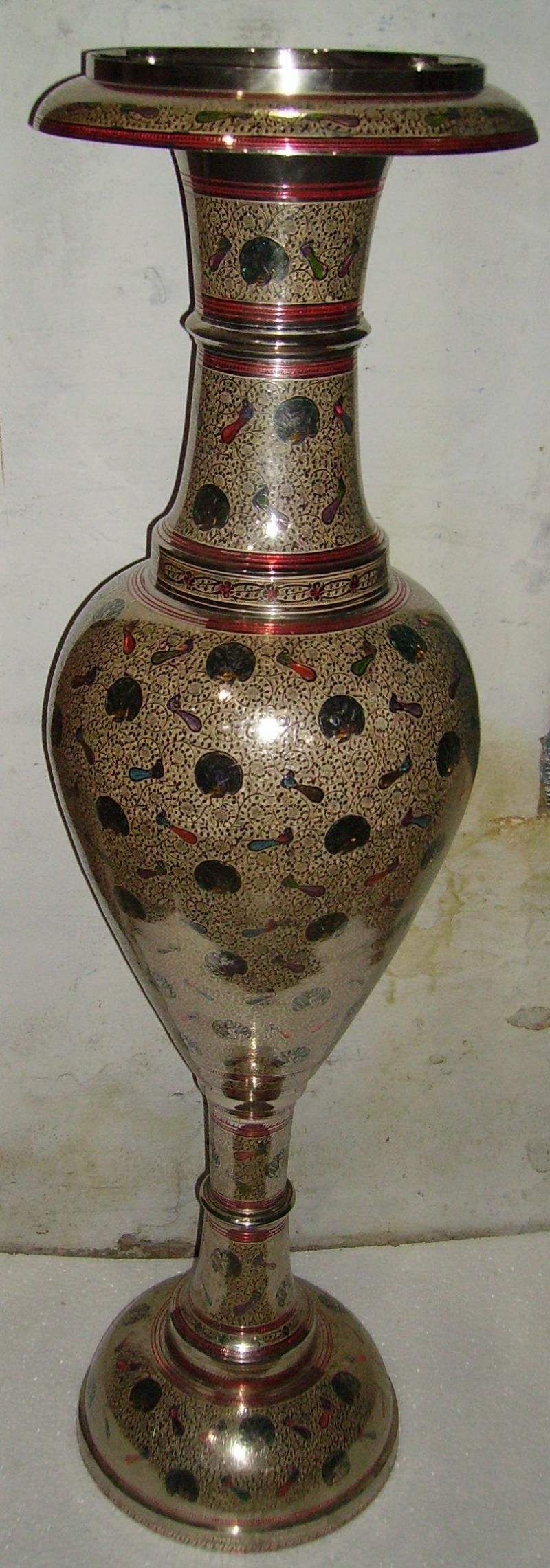 Manufacturer and direct exporters of all kinds of indian items brass flower vase kashmiri reviewsmspy
